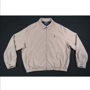 Polo Ralph Lauren Polo Harrington Bomber Jacket